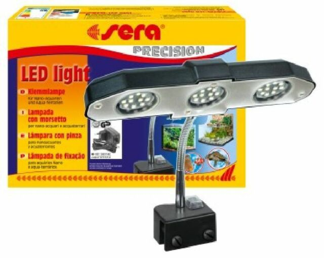 Sera Led Light 3 X 2 Watt