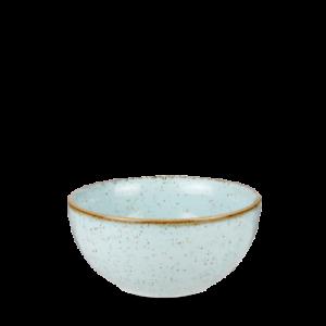Churchill STONECAST Soup Bowl Duck Egg Blue Schale Schüssel Porzellan 47 cl blau