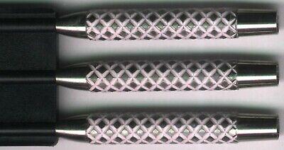 """With Accessories /""""ROUGHNECK/"""" 25 gram Steel Tip Darts 85/% Tungsten 1 set"""