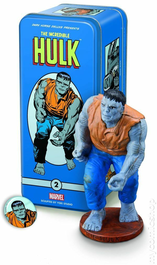 CLASSIC MARVEL CHARACTERS SERIES NR.2 THE INCROTIBLE HULK - DARK HORSE/MARVEL