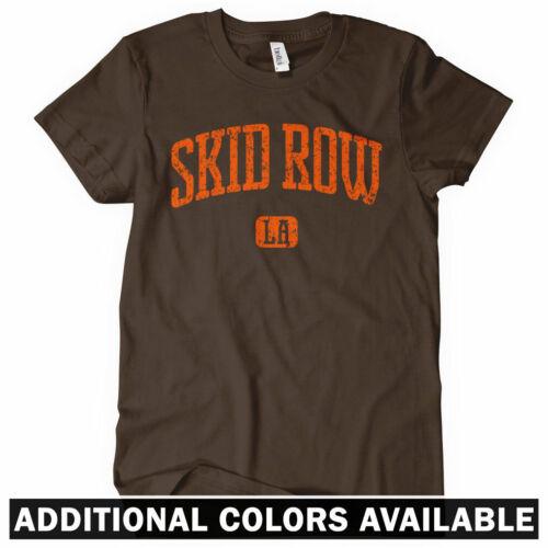 California Los Angeles Rock LA Cali Ladies S to 2XL Skid Row Women/'s T-shirt