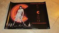 Chicago Movie Poster Catherine Zeta Jones Poster