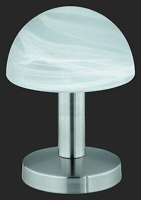 2019 Neuestes Design Trio Touch Tischlampe Tischleuchte Fynn 599000107 Nachttischleuchte 21cm Neu