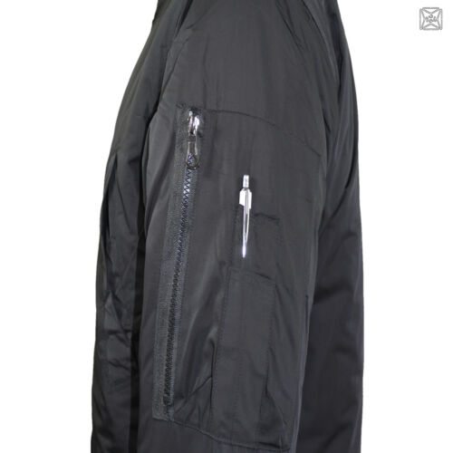 New Men/'s Oversized Heavy Padded Winter Jacket With Hoodie for Big and Tall