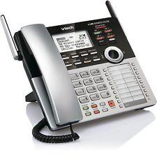 VTech CM18445 4-Line Business Desktop Phone - Silver