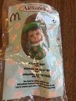 2005 Madame Alexander Doll Mcdonalds Happy Meal - Kick It Soccer Boy 8