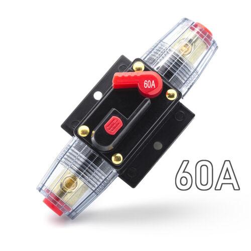 1 Stk 40 60 80 100 A Auto KFZ Automatische Sicherung Automat Automatik Schalter