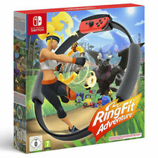 Ring Fit Adventure (Nintendo Switch) (NEU & OVP) (Blitzversand)