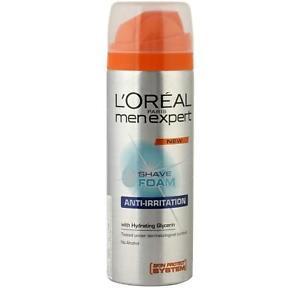 L Oreal Men Expert Shaving Mousse 200 Ml Free Shipping Worldwide Ebay
