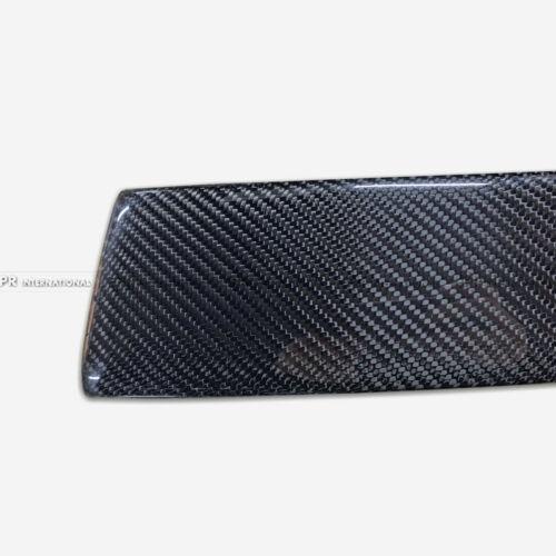 For Nissan Skyline R34 GTR GTT Carbon Fiber 2pcs Exterior B-Pillar Cover Kits