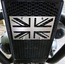 RADIATORE Radiatore emblema TRIUMPH THUNDERBIRD 1600 1700 Rocket Alu