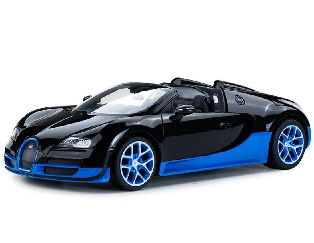 RC Deportivo Bugatti Veyron Grand Grand Grand Sport Vitesse remoto auto nuevo rtr  Nuevos productos de artículos novedosos.