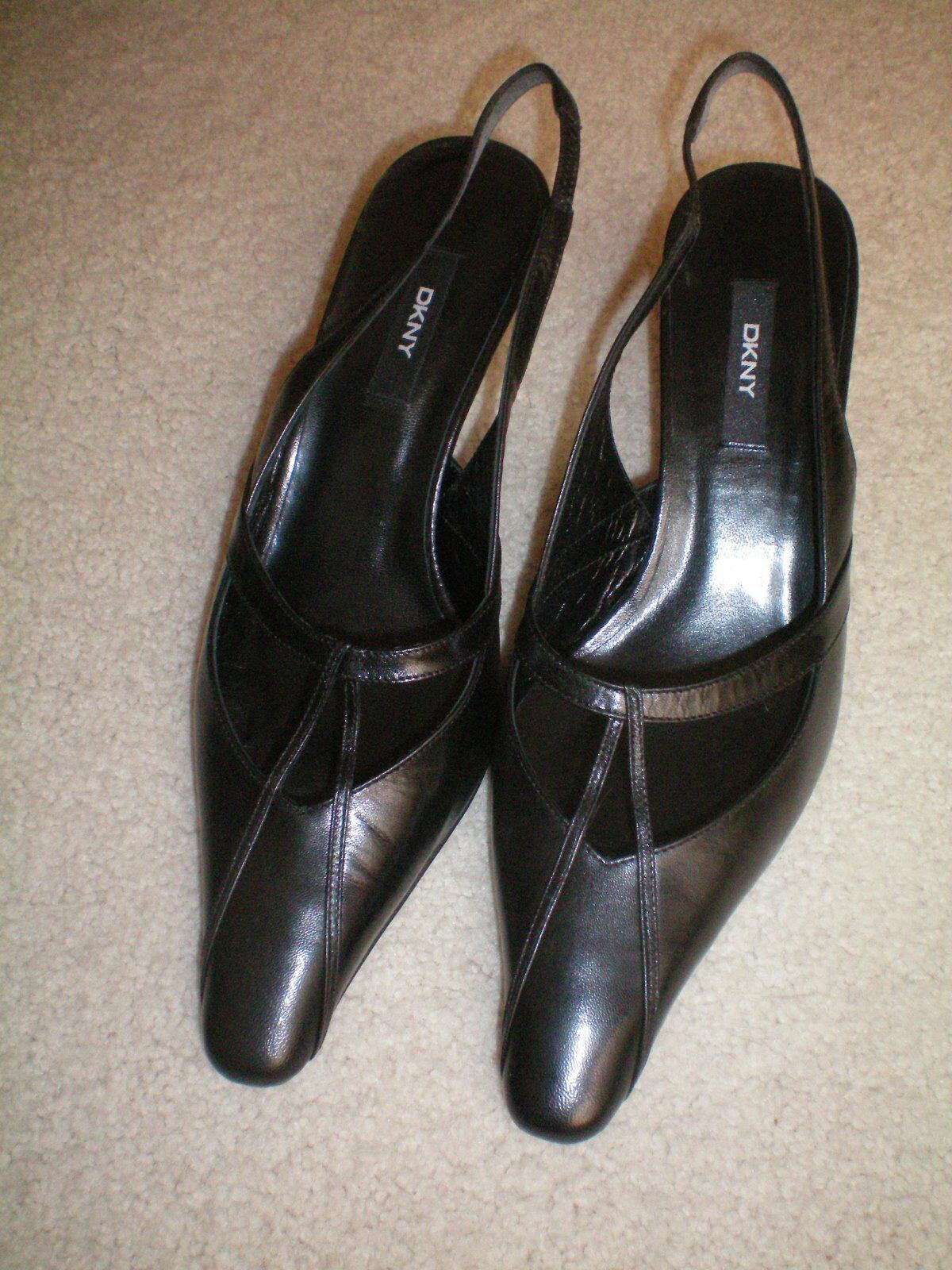 DKNY SHOES NEW, SIZE 10B MADE IN ITALY