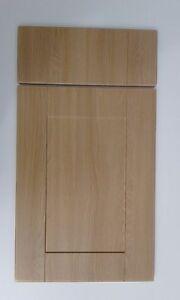 Shaker light oak kitchen cupboard replacement doorsdrawers to fit image is loading shaker light oak kitchen cupboard replacement doors drawers workwithnaturefo
