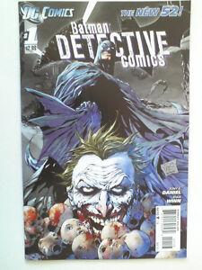 Detective Comics #1 Joker gets a new face . #2, #23 Variant Sketch Cover ,#627