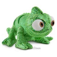 Disney Store Tangled Rapunzel Pascal Green Chameleon Bean Bag Plush Toy Doll