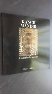Kanch-Mandir-El-Templo-Las-Miroirs-1979-Demuestra-Roble-F-M-Ricci-Tbe