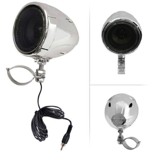 Stereo und Verstärker für Motorrad Plmca10 mit 2 Lautsprecher Mp3 Telefon Jack
