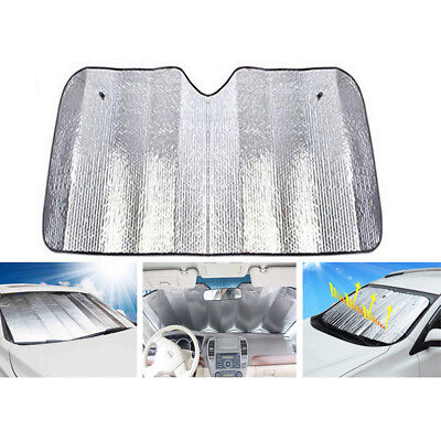 Sun /& Ice Windscreen Cover Protector Frost//Ice//Snow//Heat Car Van Aluminium