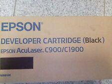 Toner Epson Aculaser Nero Black Originale Nuovo New Epson c900/c1900