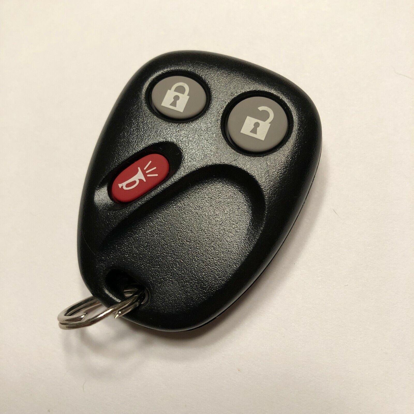 Fit tо New Keyless Entry Remоte Fоb Trаnsmitter 01-12 Сhеvrоlеt GМC НUММЕR 10335583