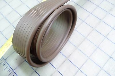 Fender Welt BROWN #2 RUBBER Fender to body Welting Solid bead 30 Foot Roll