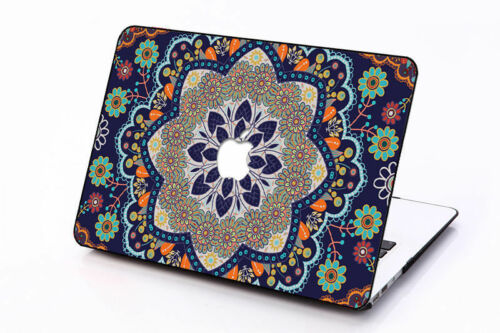 35 Color Pattern Rubberized Hard Case Key Cover For Macbook Pro Air 11 12 13 15