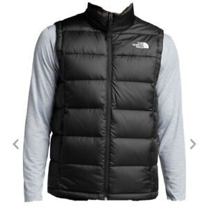 The North Face men's ALPZ 2.0 Down Fill Puffer Vest - Large size