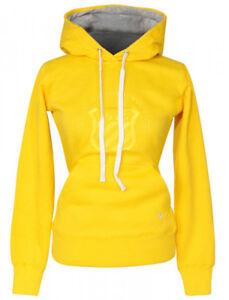 Details zu PFIFF Sweatshirt 'Noemi' * Damen Pullover * Reitshirt * B Ware * XXS * gelb