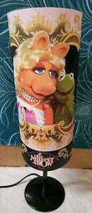Lampe-Muppet-Show-Kermitt-Et-Piggy-Disney-Avenue-Of-The-Star