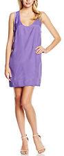 "Versace Jeans women's ""hidden chain"" purple summer dress size 40IT(S)"