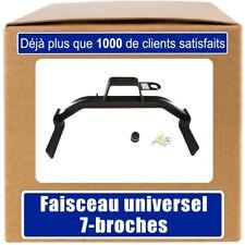 faisceau 7 broches complet ATTELAGE VW LT 28-35 Fourgon 95 à 06 avec le degré