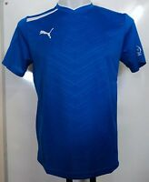 Puma Smu Blue Rugby Workout Shirt Adults Size Large Brand With Tags