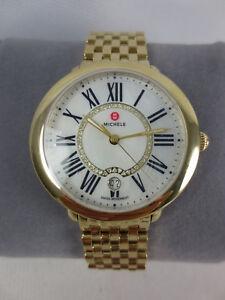 5804f28f94e Michele Serein Mid 16 Gold Diamond Ladies Watch MW21B00A9963 ...