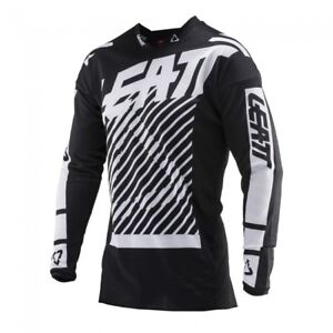 2019-Leatt-GPX-4-5-Lite-Black-Motorcross-Enduro-Shirt