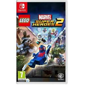 Lego Marvel Superheroes 2 Nintendo Switch New Sealed Game Uk Ebay