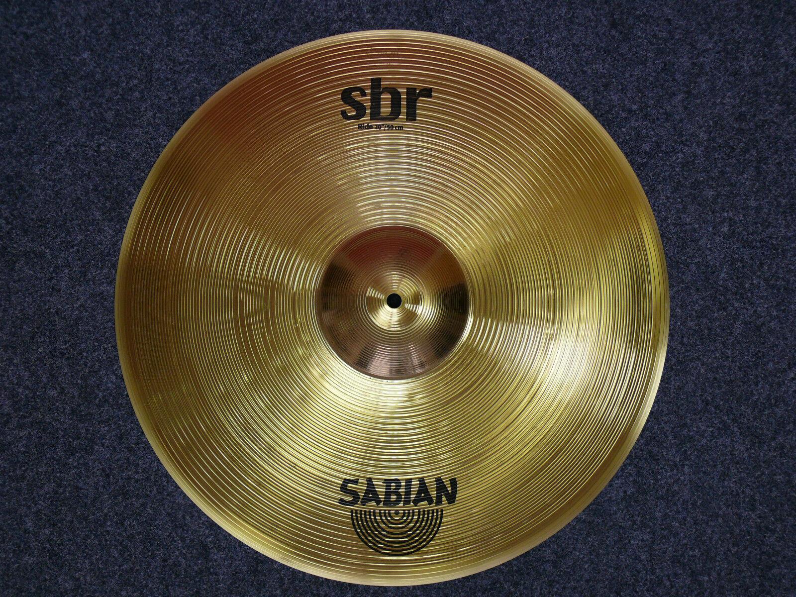Sabian SBR Ride 20    NEUWARE