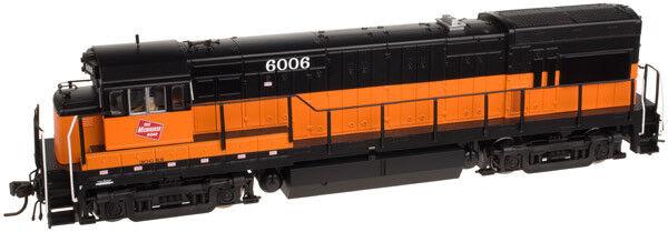 ATLAS 10001158 HO U30B MILW 6005 (Milwaukee Road) - Brand New C-10 MINT