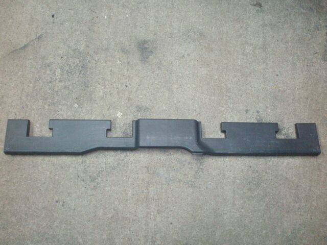 Toyota XtraCab Pickup Truck Rear Seat Back Cushion and Lower Trim 89-95 VGC