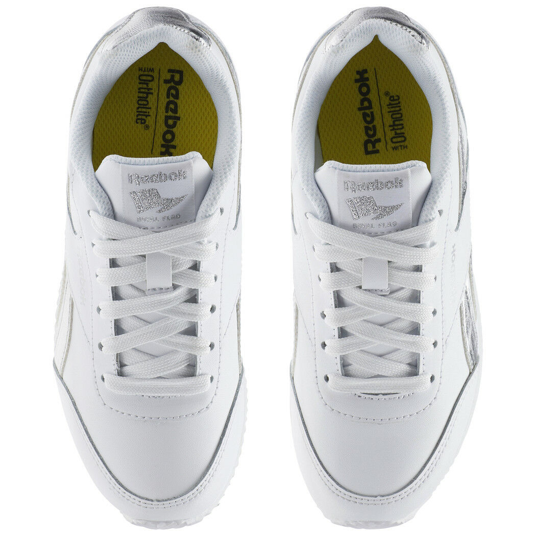 Reebok Royal Chaussures CL Classic Jogger 2.0 Enfants Basket Femmes Chaussures Royal De Loisirs 229402