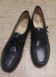 Women's New SAS Shoes 10.5 S Black   eBay