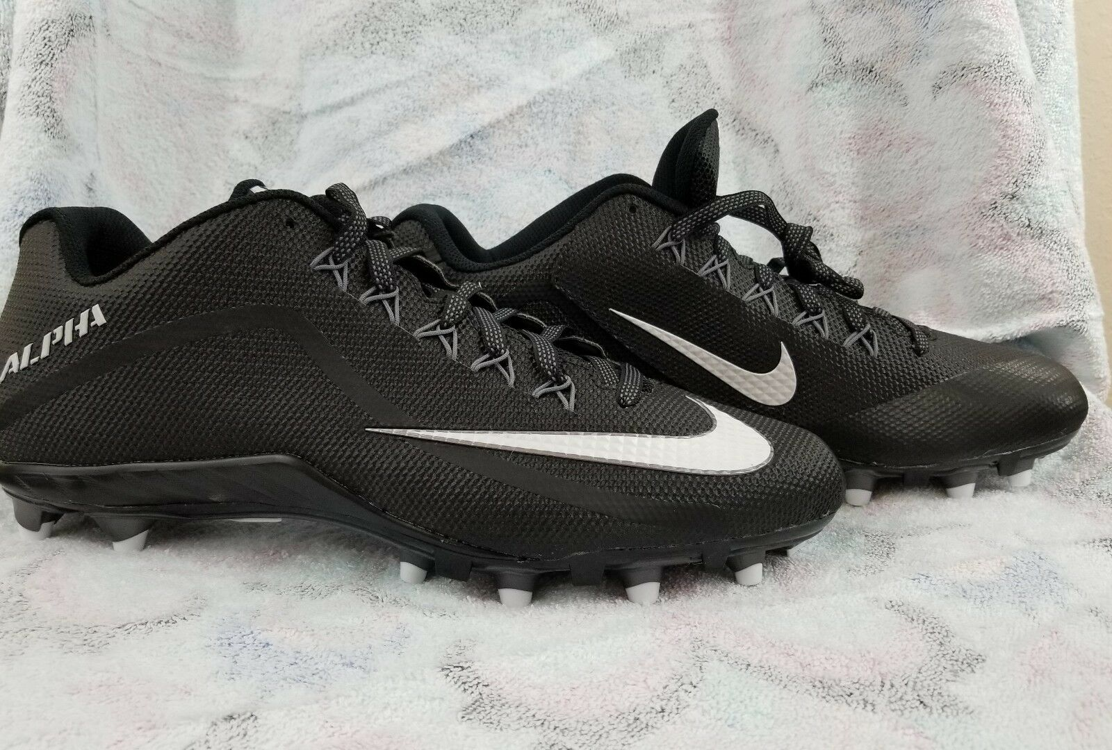 Mens Nike Football Cleats Alpha Pro Fly Wire Men's Comfortable