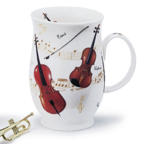 DUNOON MUG Suffolk Violin