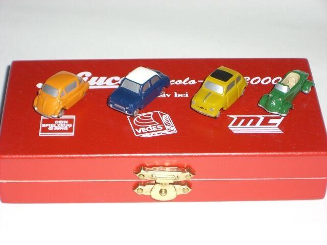 Schuco Piccolo VEDES Set 2000 petites voitures Age 450171700