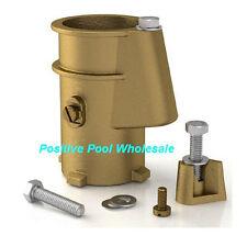 "Pool Ladder and Handrail Bronze 4"" Anchor Socket PS-4019-BC"
