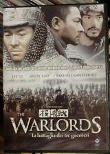 Dvd -THE WARLORDS La battaglia dei guerrieri