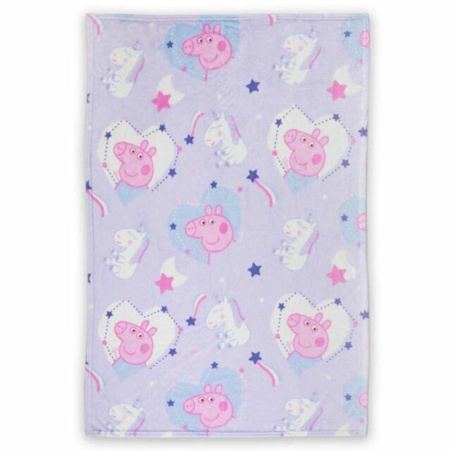 Personalised Super Soft Bubble Fleece Baby Blanket Dumbo