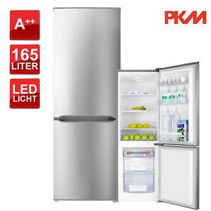 Kuehlschrank-Kuehl-Gefrierkombination-A-PKM-KGK178-4A-IX-178-Liter-LED