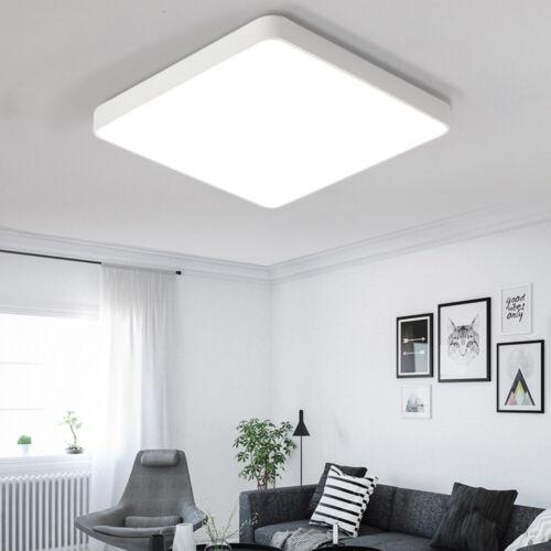 36W 72W  LED Deckenleuchte Deckenlampe Modern Panel Wohnzimmer Leuchte