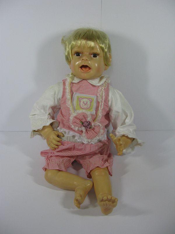 P2) Puppe Sammlerpuppe Lottchen Lottchen Lottchen Sonnenschein Kollektion mit Tragekorb ca. 45cm dd9ba5